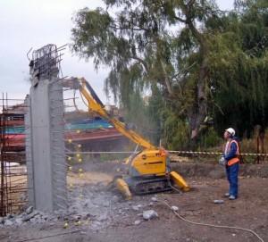 Breaking down unstable columns