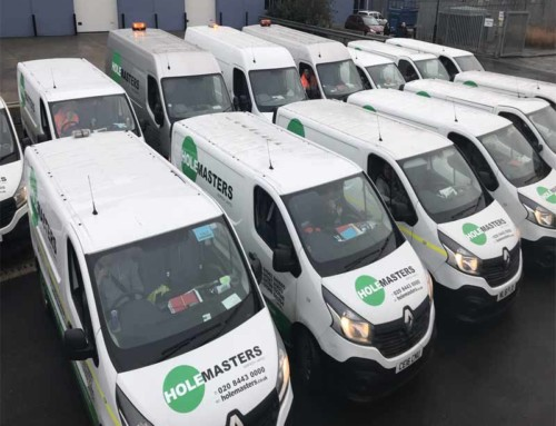 New London Fleet for Holemasters