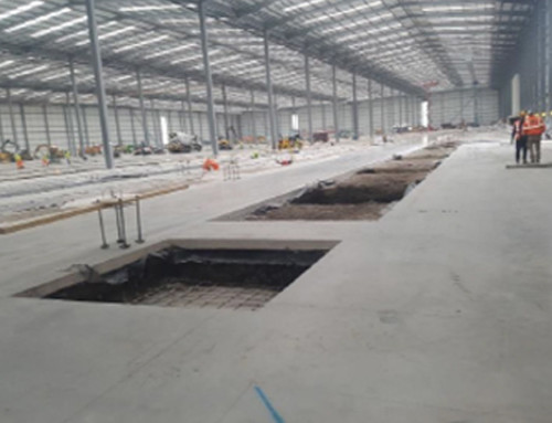 Specialist Diamond Floor Sawing for Concrete Support