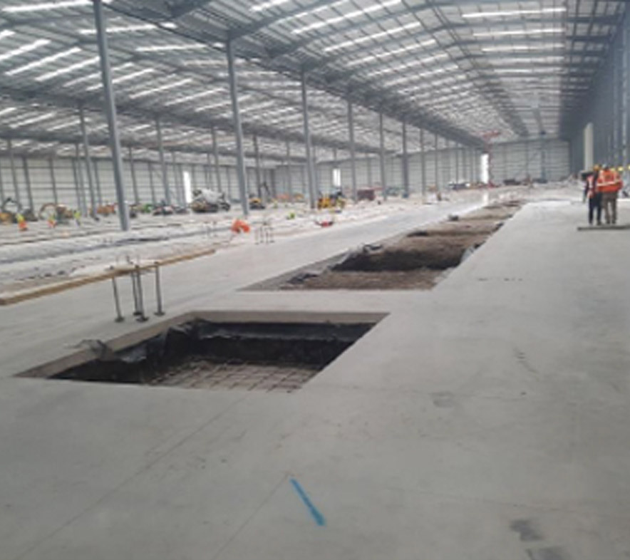Diamond Floor Sawing Concrete