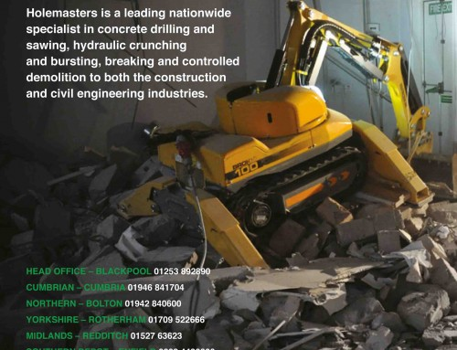New Brochure for Holemasters