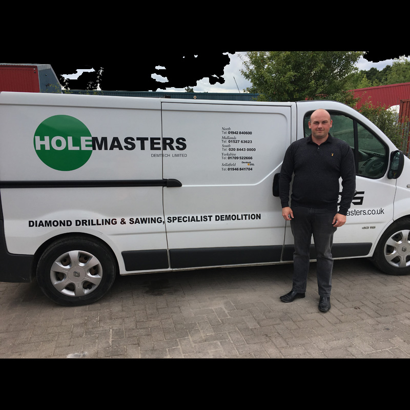 New Manager joins Holemasters in the Yorkshire Region