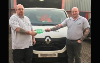 Specialist Controlled Robotic Operator joins Holemasters Yorkshire