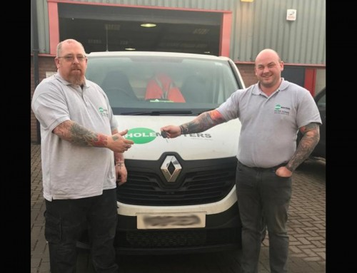 Specialist Robotic Machine Operator joins our Yorkshire Team